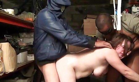 Versaute Schlampe fickt Ihm mit dem Strap On in peliculas porno gratis español latino den Arsch
